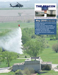 May 2010 beacon cover