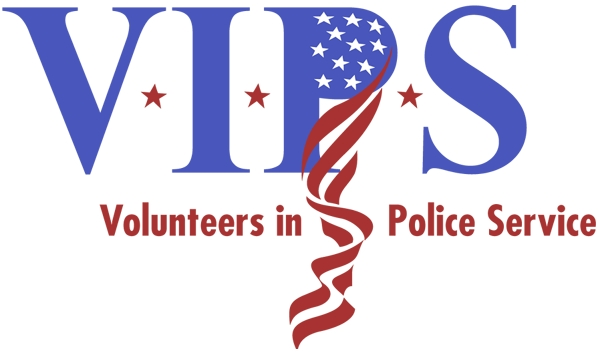 VIPS (Volunteers in Police Service) logo
